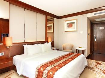 Swiss-Belhotel  Banjarmasin - Deluxe Double Room Only Regular Plan