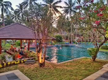 Holiday Resort Lombok - Two Bedroom Villa With Private Pool Last Minute 5 Hari