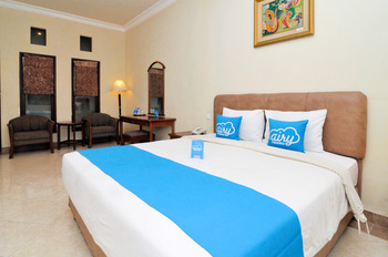 Airy Legian 83 Kuta Bali - Deluxe Double Room Only Regular Plan
