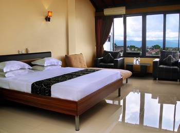 Hotel Permata Hijau Sukabumi - Executive Room Only  Regular Plan