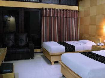 Hotel Permata Hijau Sukabumi - Super Deluxe Room Regular Plan