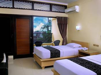Hotel Permata Hijau Sukabumi - Deluxe Room  Regular Plan