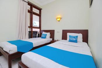 Airy Tuntang Beringin KM 2 Salatiga Semarang - Superior Twin Room Only Special Promo June 28