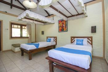 Airy Tuntang Beringin KM 2 Salatiga Semarang - Cottage Twin Room Only Special Promo 7