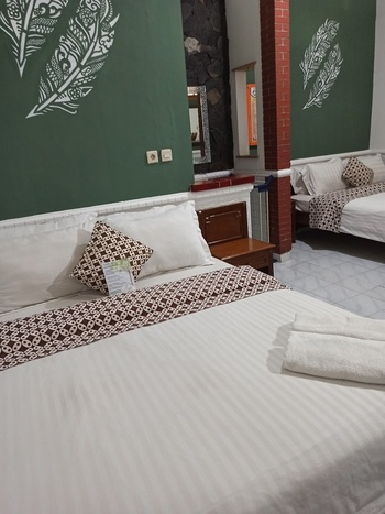 Kusuma Syariah Hotel Yogyakarta Yogyakarta - Kamar Keluarga Regular Plan