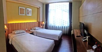 UTC Hotel Dago Bandung Bandung - Standard Twin Room Only Regular Plan