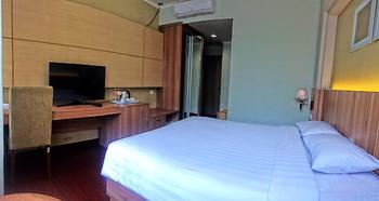 UTC Hotel Dago Bandung Bandung - Deluxe Room Only Regular Plan