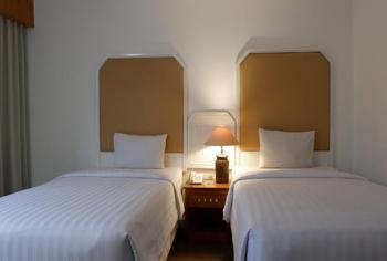 Arnava Hotel Senen Jakarta - Kamar Deluxe Twin Best Deal