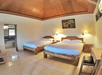 Villa Bintang Ubud Bali - Deluxe Room Regular Plan