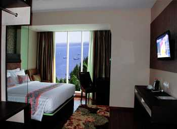 The Belagri Hotel And Convention Sorong Sorong - Deluxe Double Ocean View Regular Plan