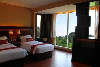 The Belagri Hotel And Convention Sorong Sorong - Grand Deluxe Twin Bed Regular Plan