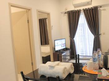 MyRooms Bekasi Bekasi - 2 Bedroom Regular Plan