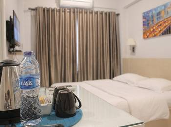 MyRooms Bekasi Bekasi - Studio Room Regular Plan