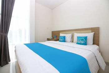 Airy Panakkukang Urip Sumoharjo 83 Makassar - Deluxe Double Room Only Regular Plan