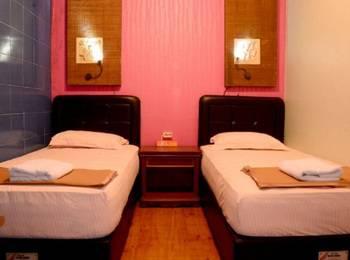Mojokerto Guesthouse Mojokerto - Twins Room Regular Plan