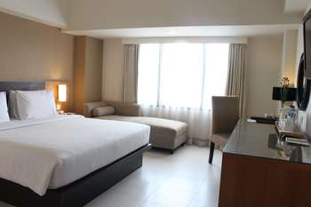 Santika  Pandegiling - Deluxe Executive Room Twin Special 2020 Regular Plan