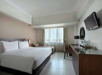 Santika  Pandegiling - Deluxe Executive Room King Offer 2020 Last Minute Deal 2020