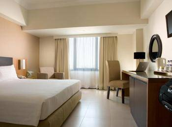 Santika  Pandegiling - Deluxe Executive Room Twin Promotion 2020 Regular Plan