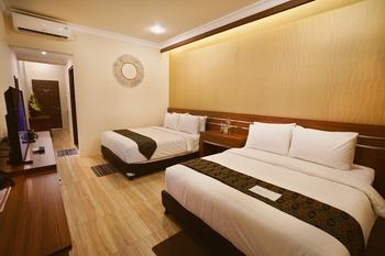 Patria Family Hotel Blitar - Suite 4in1 Regular Plan