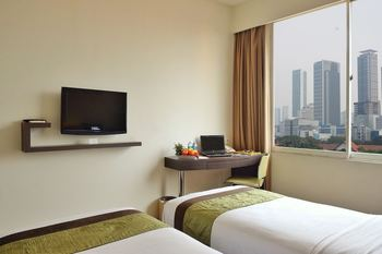 Grand Cemara Hotel Jakarta - Superior Double or Twin with breakfast Work From Hotel