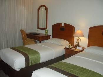 Grand Cemara Hotel Jakarta - Standard Double / Twin Room Only Regular Plan