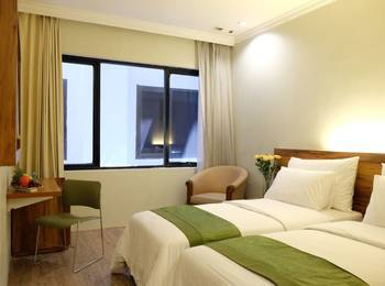 Grand Cemara Hotel Jakarta - Superior Room Only Regular Plan