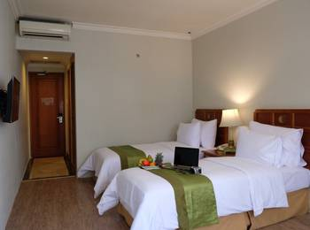 Grand Cemara Hotel Jakarta - Deluxe Room Only Regular Plan