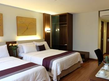 Grand Cemara Hotel Jakarta - Family Suite Room Only Regular Plan