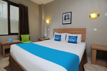 Airy Air Hitam Juanda Satu 10 Samarinda - Double Room with Breakfast Special Promo 4