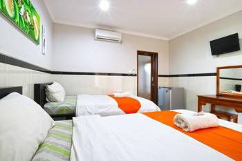 Rena Segara House Bali - Deluxe Twin Room Only TravelOffer Geo