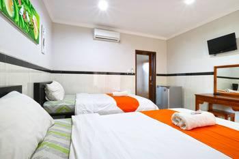 Rena Segara House Bali - Deluxe Twin Room Only LongWeekend Geo