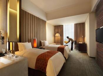 Po Hotel ( FKA Crowne Plaza Semarang ) Semarang - Superior Twin Regular Plan