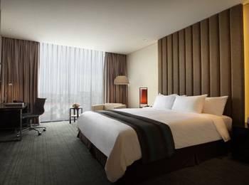 Po Hotel ( FKA Crowne Plaza Semarang ) Semarang - Deluxe King Room Only Regular Plan