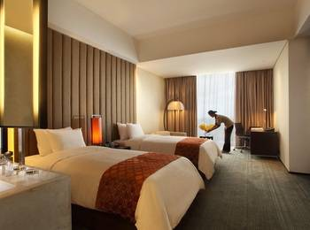Po Hotel ( FKA Crowne Plaza Semarang ) Semarang - Superior Twin Room Only Regular Plan