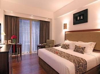 Kuta Paradiso Hotel Bali - Deluxe Room Only Regular Plan