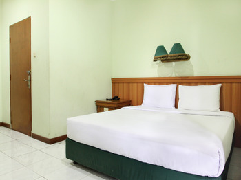 Griya Patria Guest House Jakarta - Deluxe Double Room Regular Plan