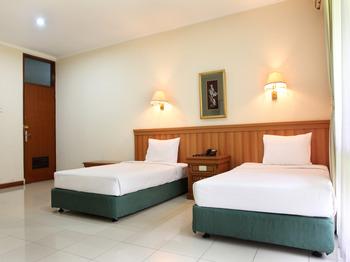 Griya Patria Guest House Jakarta - Deluxe Twin Room Regular Plan