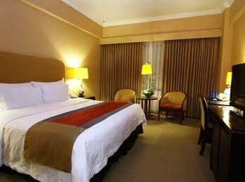 Le Grandeur Balikpapan - Superior Double Room Regular Plan