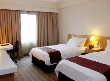 Le Grandeur Balikpapan - Business Twin Room Le Grandeur Promo