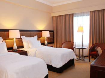 Le Grandeur Balikpapan - Superior Twin Room Only Regular Plan