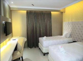 Rizen Premiere Hotel Bogor - Executive twin room Only Best Deal March Promotion 2020
