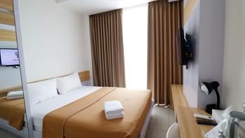 TreePark Residence BSD Tangerang Selatan - Studio Room-Non Smooking Room Regular Plan