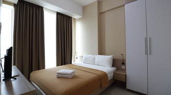 TreePark Residence BSD Tangerang Selatan - One BedRoom-Non Smooking Room Regular Plan