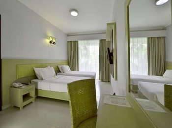 Serela Kuta Bali Kuta Bali - Deluxe Room Regular Plan