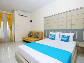 Airy Syariah Urip Sumoharjo Gang Kencana 31 Bandar Lampung - Deluxe Double Room Only Special Promo 42