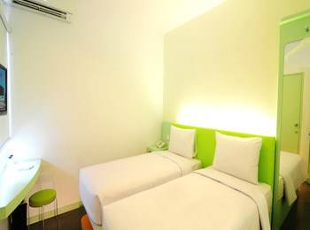 Swift Inn Aeropolis Airport  Tangerang - Standard Twin Room Only Regular Plan