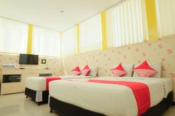 OYO 2007 Harmonie Family Residence Malang - Suite Family Regular Plan