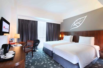 Hotel Swiss-Belinn Kemayoran - Superior Deluxe Twin Regular Plan