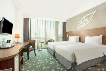 Hotel Swiss-Belinn Kemayoran - Deluxe Premier Twin - Room Only Regular Plan