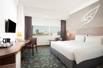 Hotel Swiss-Belinn Kemayoran - Superior Deluxe Double - Room Only Regular Plan